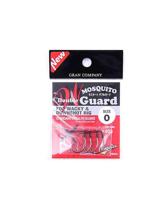 Крючок Varivas Mosquito Double Guard №1/0(4)