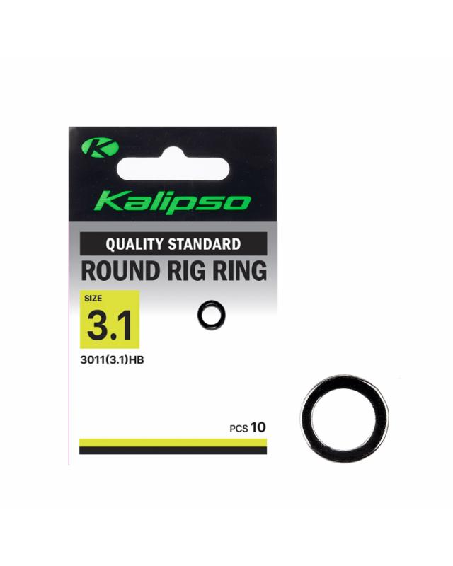 Кольцо Kalipso Round rig ring 3011(3.1)HB №3.1(10)
