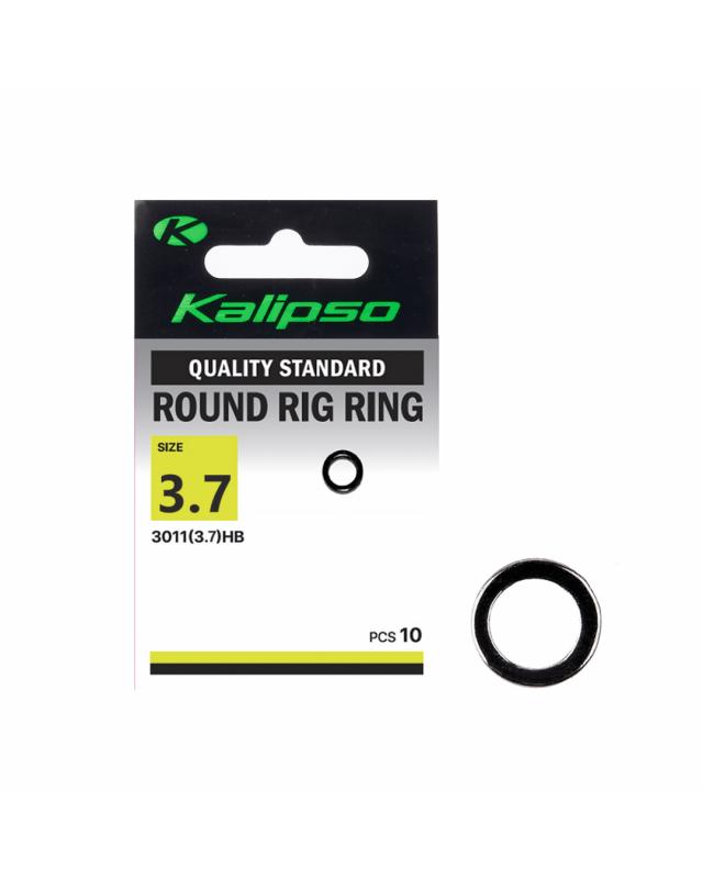 Кільце Kalipso Round rig ring 3011(3.7)HB №3.7(10)