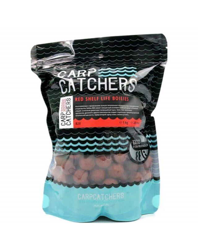 Бойли Carp Catchers Impulse 20mm red 1kg