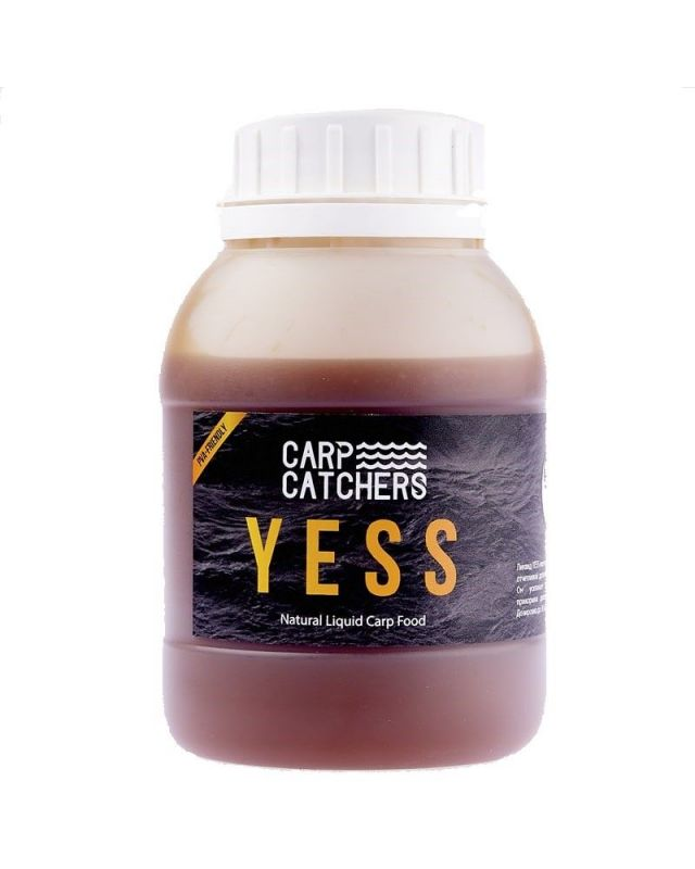 Ліквід Carp Catchers yess 500 ml