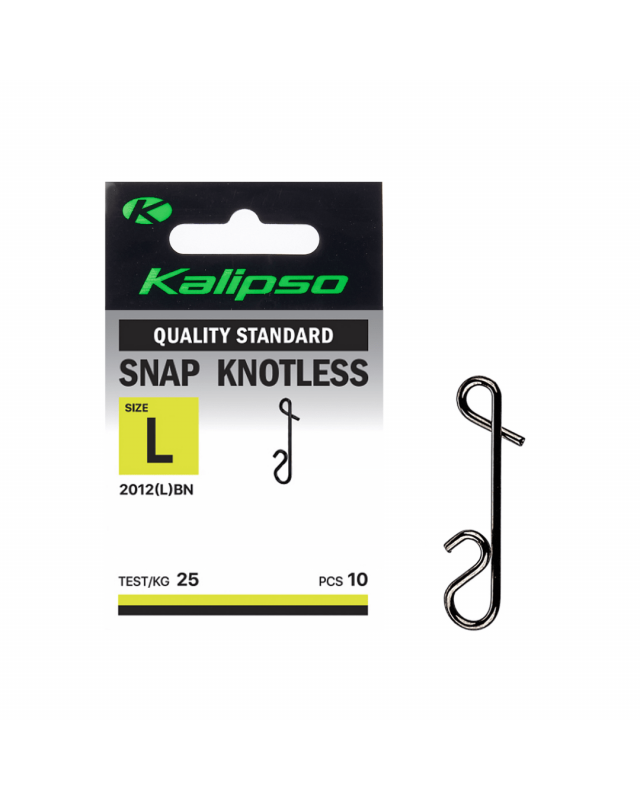 Застібка Kalipso Snap knotless 2012(L)BN №L(10)