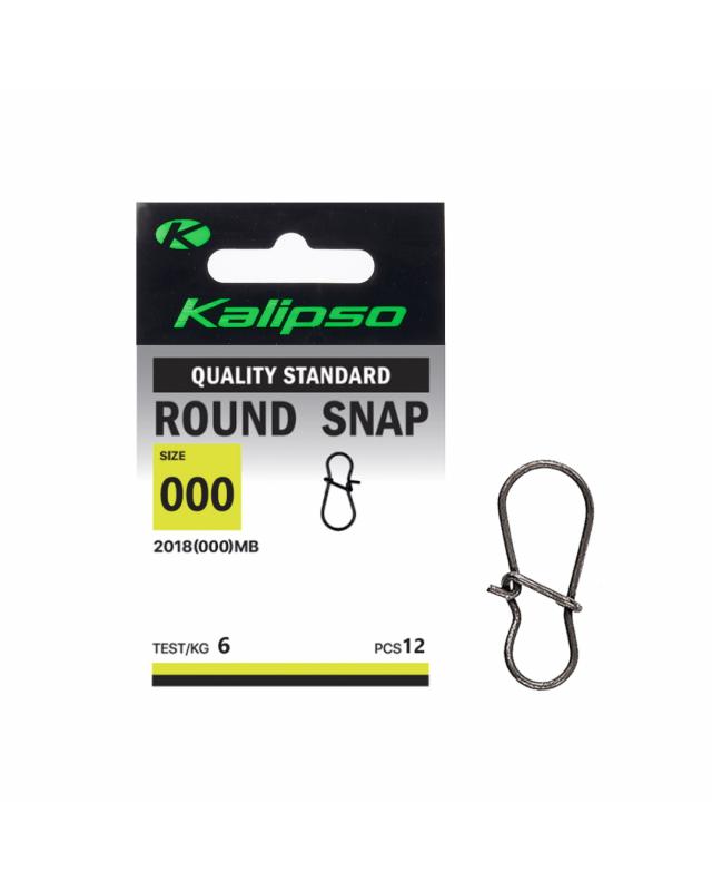 Застібка Kalipso Round snap 2018(000)MB №000(12)