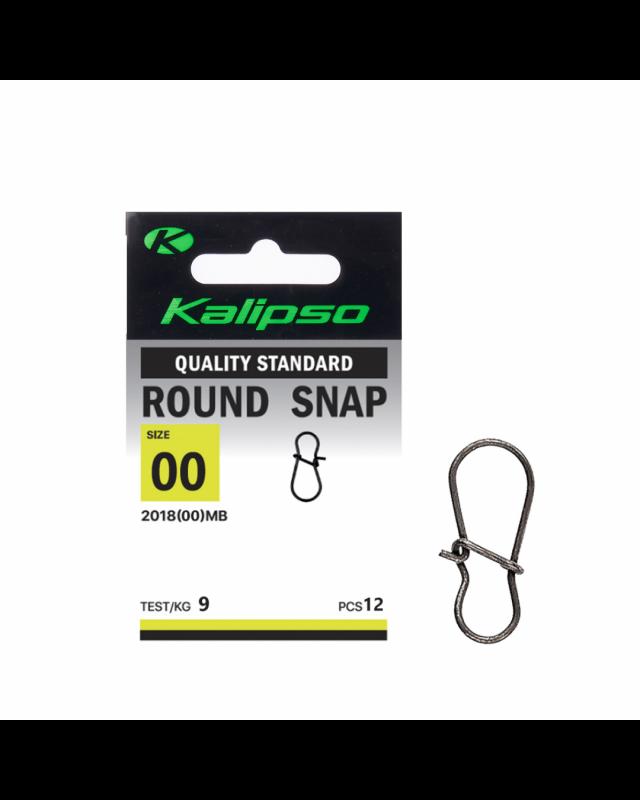 Застібка Kalipso Round snap 2018(00)MB №00(12)