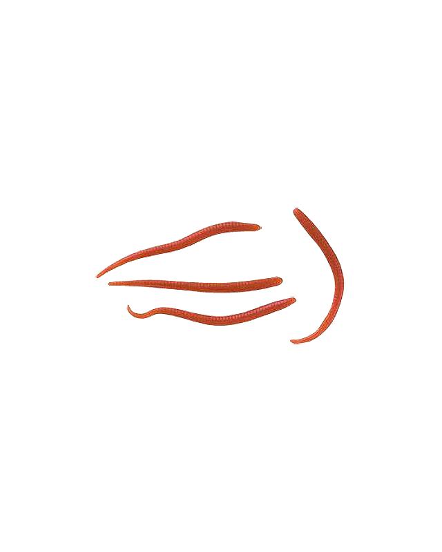 """Силікон Berkley Gulp! Mini Earthworm 1""""(42)RDW"""