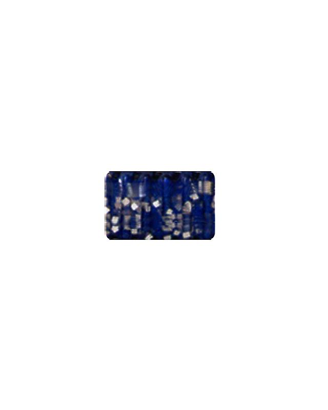 """Силикон Jackall Dum-Dum Hog 3.0"""" blue / silver flake"""