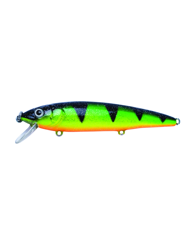 Воблер Strike Pro Flash Minnow 85F A09