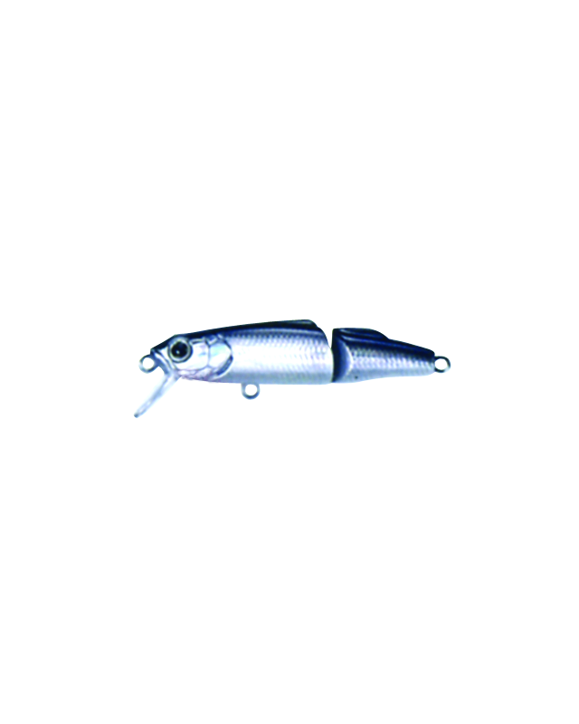Воблер Strike Pro Silver Sprat 48S 010