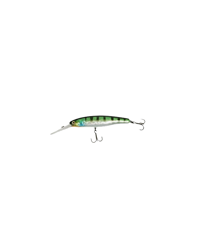 Воблер Jackall Smash Minnow 110SP hl blue gill