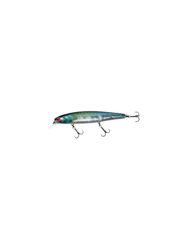Воблер Jackall Smash Minnow 110SP hl iwashi