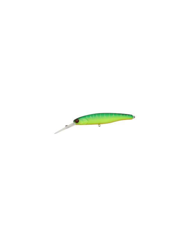 Воблер Jackall Smash Minnow 110SP mat tiger