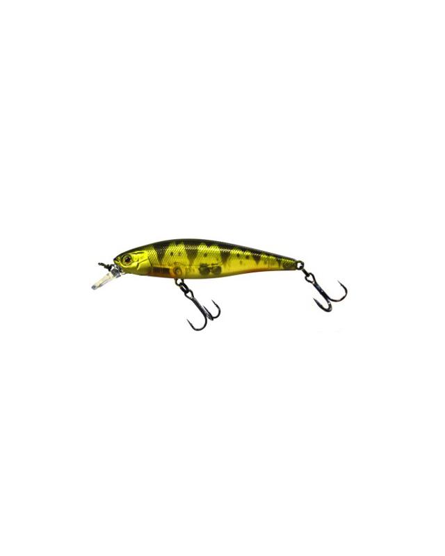 Воблер Jackall Squad Minnow 65SP ghost g perch