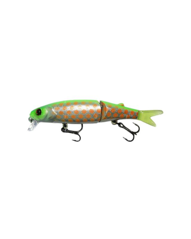 Воблер Jackall Tiny Magallon 88SP 7.2г Lime Pirarucu