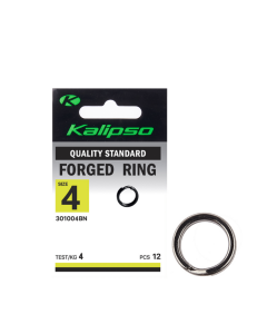 Заводне кільце Kalipso Forged ring 3010 BN