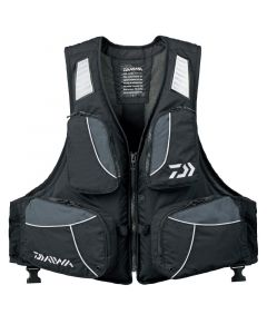 Жилет Daiwa Light Float Vest DF-6307 черный