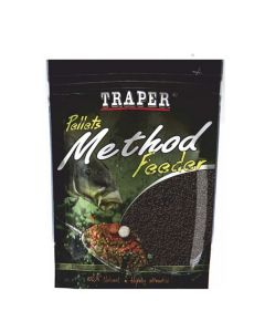 Прикормка Traper Method Feeder Pellet 2mm 500g