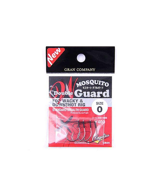 Крючок Varivas Mosquito Double Guard №2/0(4)